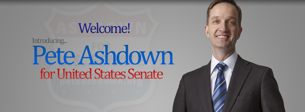 Pete Ashdown for United States Senate
