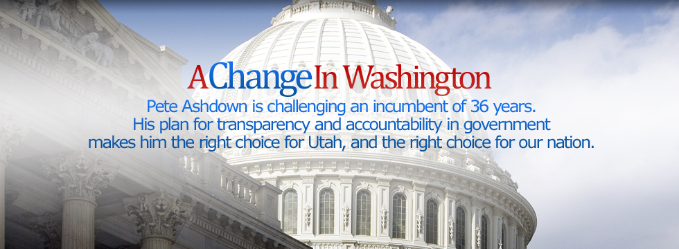 Change In Washington